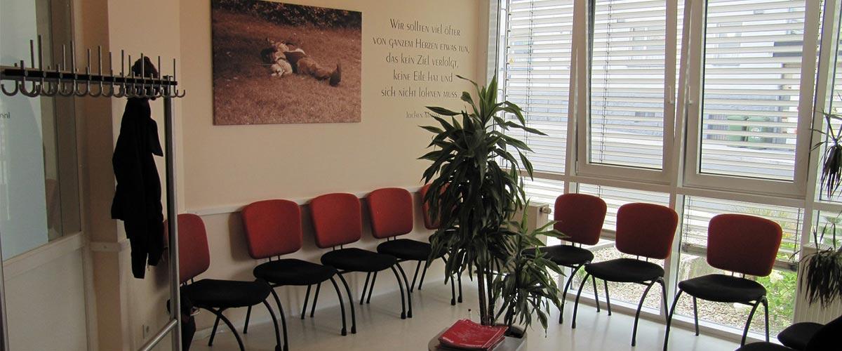 Klinik Hof Slider
